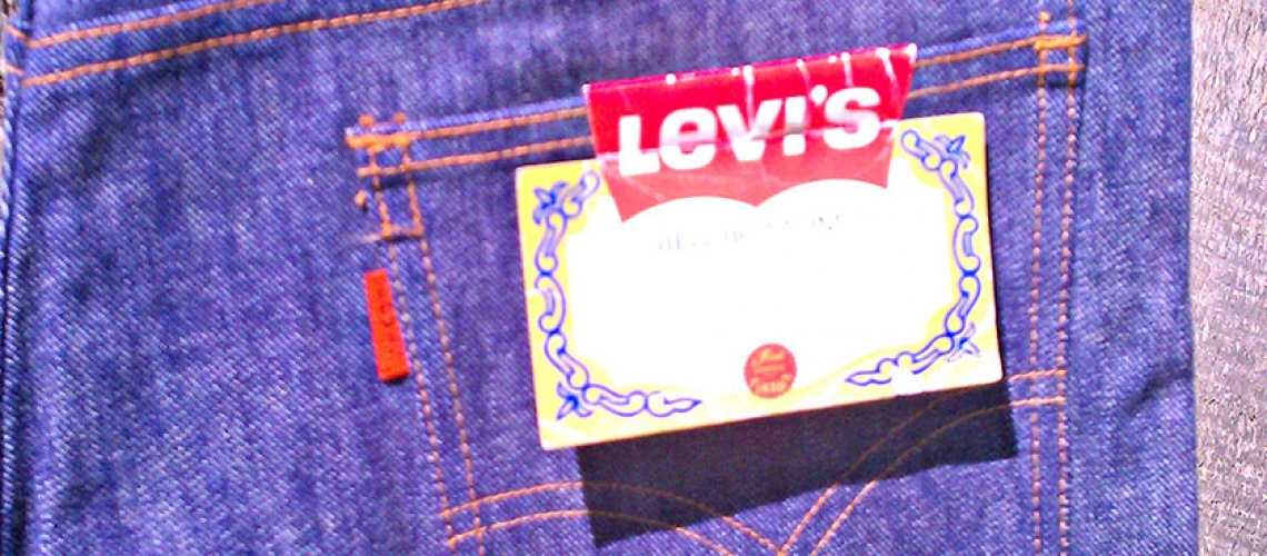 Levis 117 Orange Tab – Boot Cut All Cotton Jean