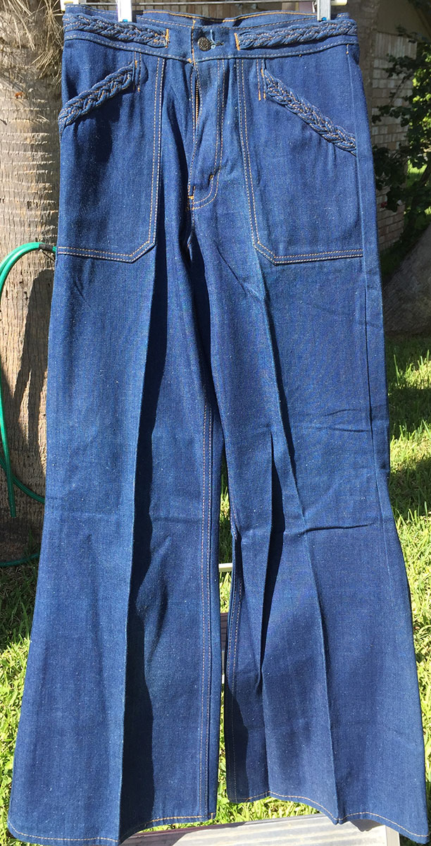 Bell Bottom Jeans For Men