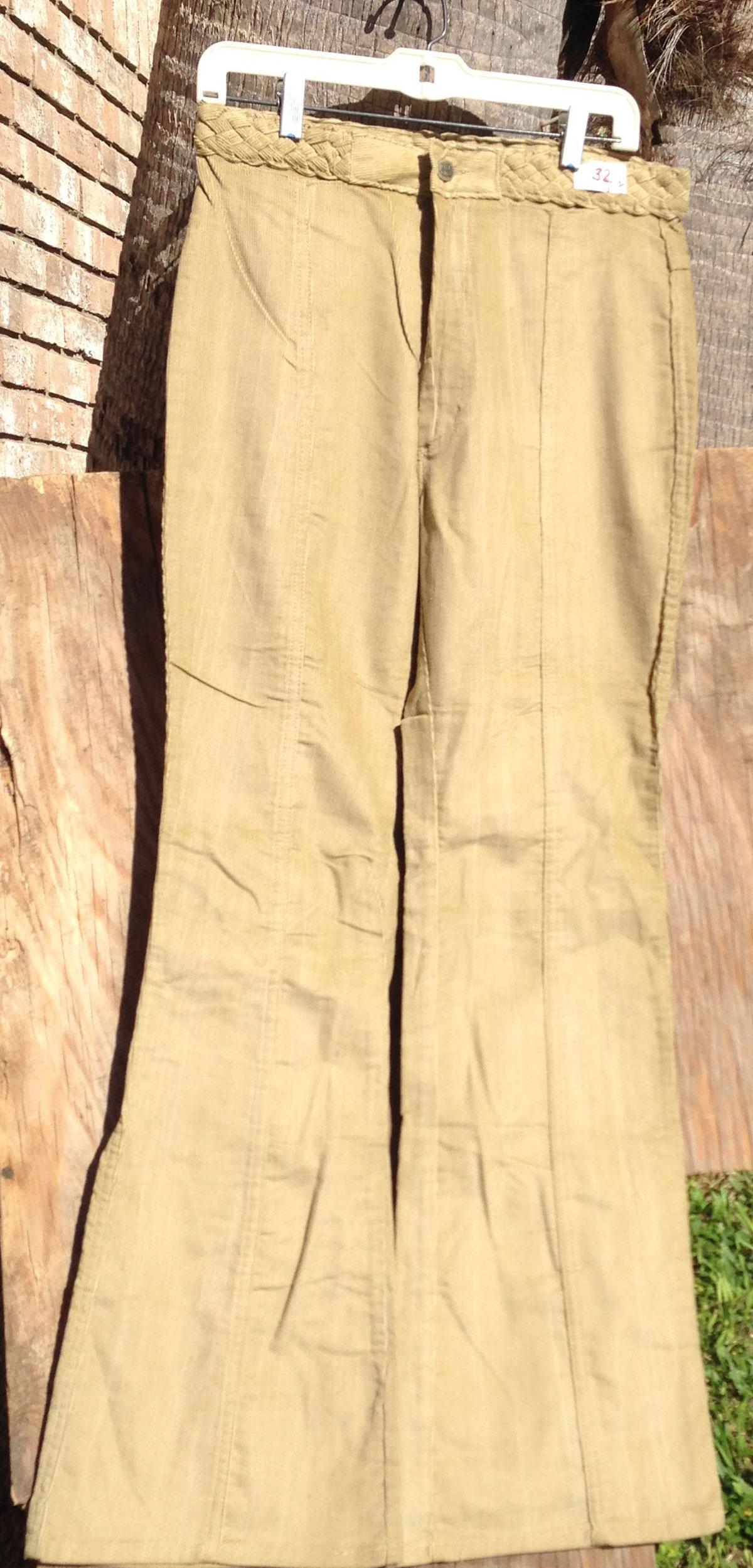 High Waist Jeans Men