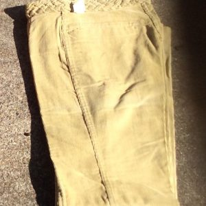 Sedgefield Tan / Khaki Corduroys Pants 29X30