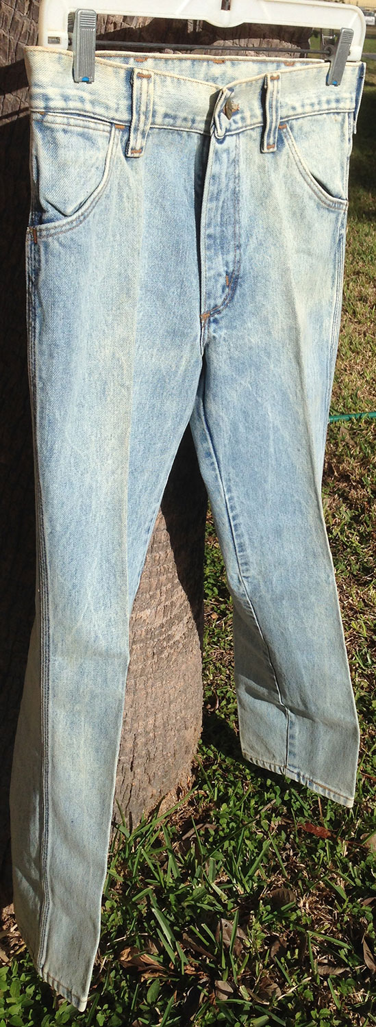 Washed Jeans Mens