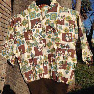 Gino Cassini 100% Polyester Shirt