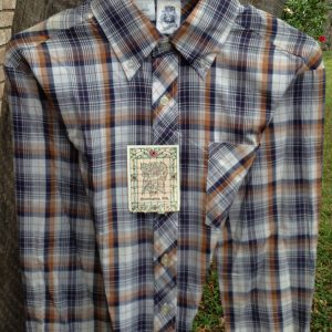 Kennington Long Sleeve Plaid Shirt