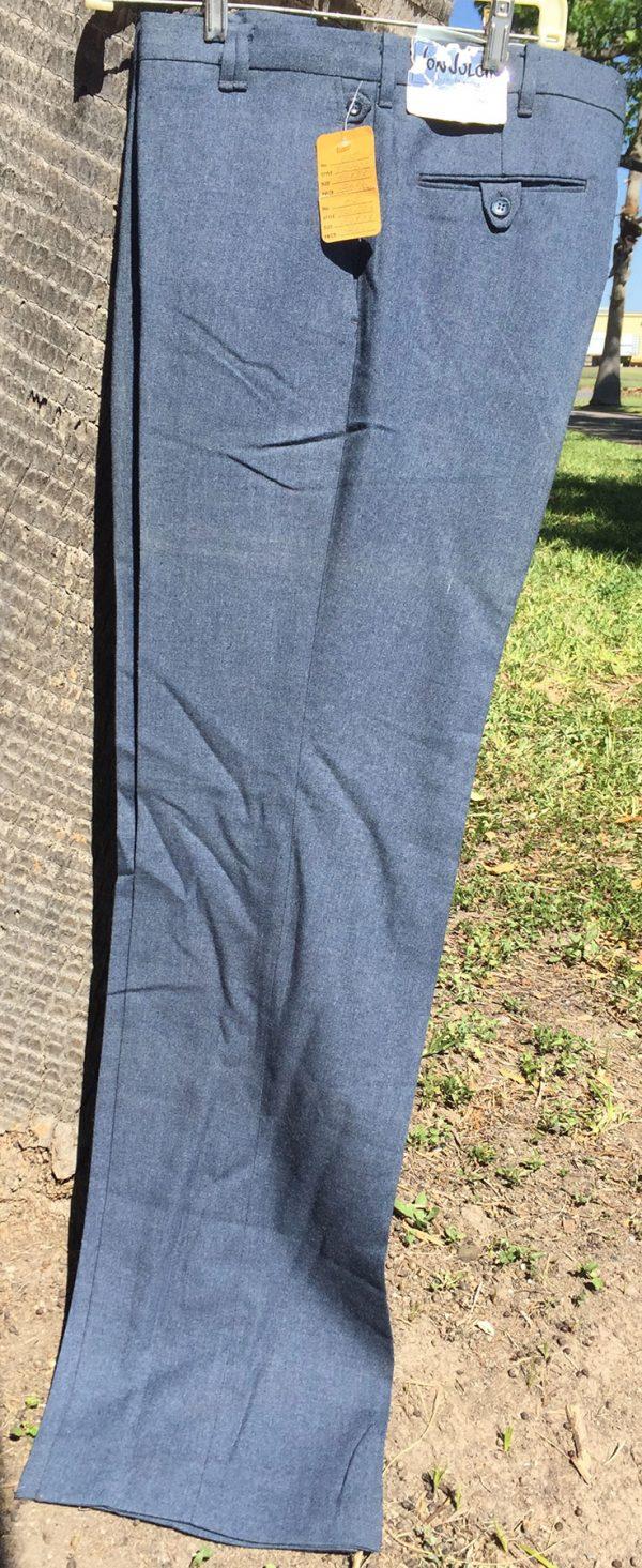 Jon Jolcin - Blue Gray trousers - TB 903-451 - 36X34 21 In Bell