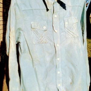 """Madman"" Prewashed 100% Cotton Large 42 Inch Chest Shirt"