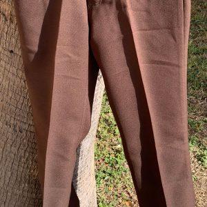 Wrangler Wrancher Regular 82BN Boot cut dark brown pants 28X36 -18 Inch Bell