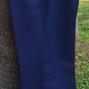 Cristopher Blue 70s Flare Vintage Pants 28X36 22B
