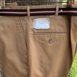 Higgins Rally Brown 40XOB 19B Boot Cut Pants