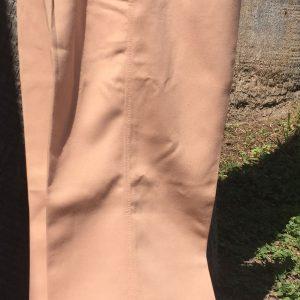 Outlooks French Cut II European Style Salmon Pants 34X30 24B Polyester Pants
