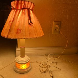 Strawberry Shortcake Lamp
